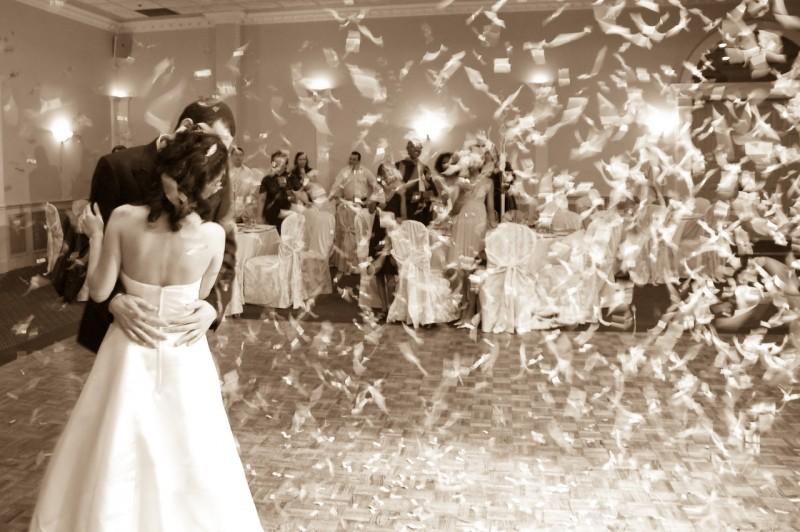 First Dance from Lets Dance Wedding DJ Kelowna